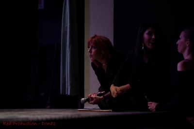 Divas - Backstage Pre Show