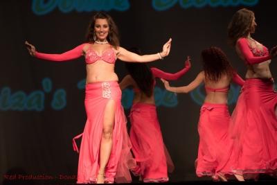 Divas - Aziza's Dance Company