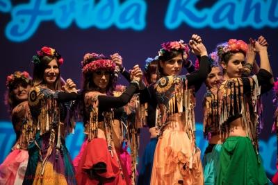 Divas - Tribal Fusion by Chiara Sangiovese
