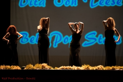 Divas - Burlesque by Carmilla Lux