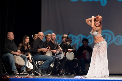 Divas - Tarek Awad Alla & Ensemble di Percussioni