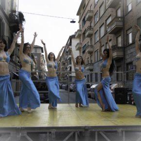 Aziza's Belly Girls & Aziza's Dance Company